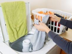 Seitenschläferkissen waschen
